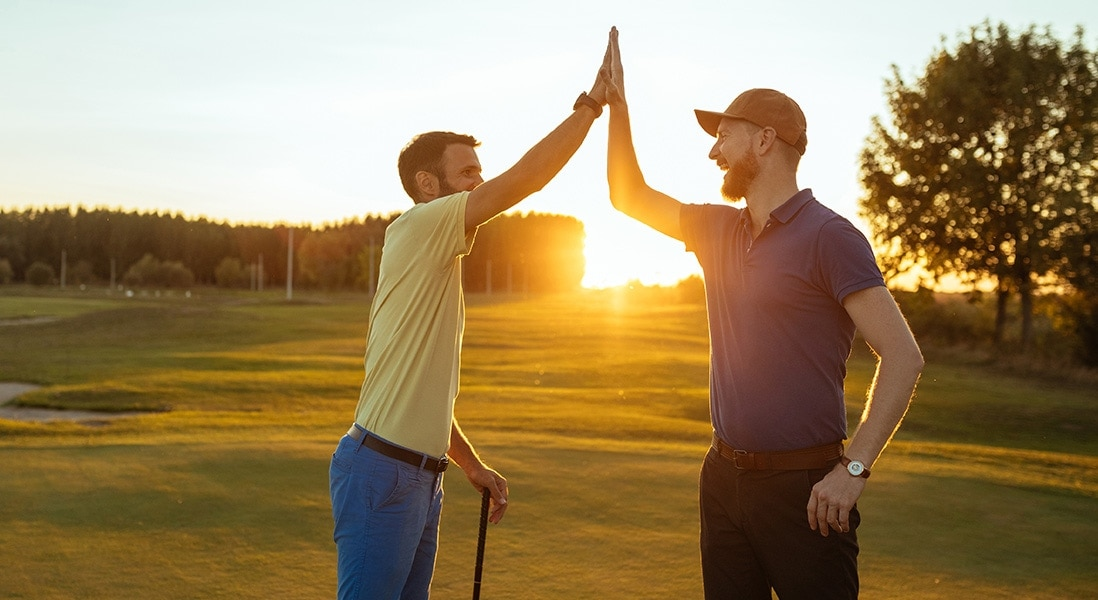 Golf Koordination